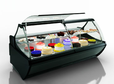 Counters Symphony MG 120 patisserie PS 125-DLM